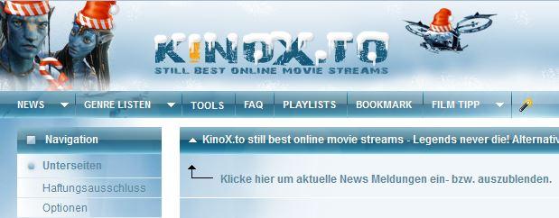 Streamen Kinox.To Legal